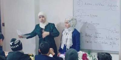 Embedded thumbnail for قصة نجاحي مع الطالبة الأولى على تركيا من الصف السابع